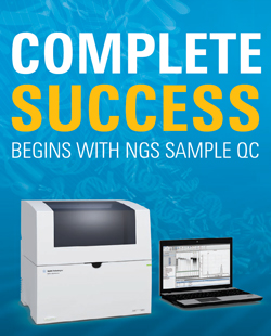 Complete Success Begins with NGS Sample QC